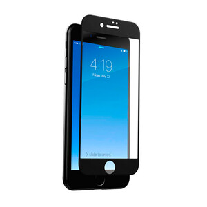 Купить Защитное стекло ZAGG InvisibleShield Glass Contour Black для iPhone 7 Plus/8 Plus