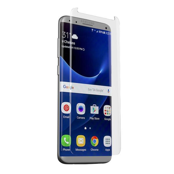 Защитное стекло ZAGG InvisibleShield Glass Contour для Samsung Galaxy S8