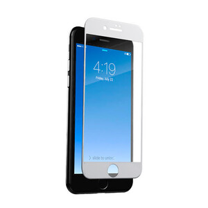 Купить Защитное стекло ZAGG InvisibleShield Glass Contour White для iPhone 7/8/SE 2020