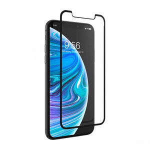 Купить Защитное стекло ZAGG InvisibleShield Glass Curve Black для iPhone XS Max