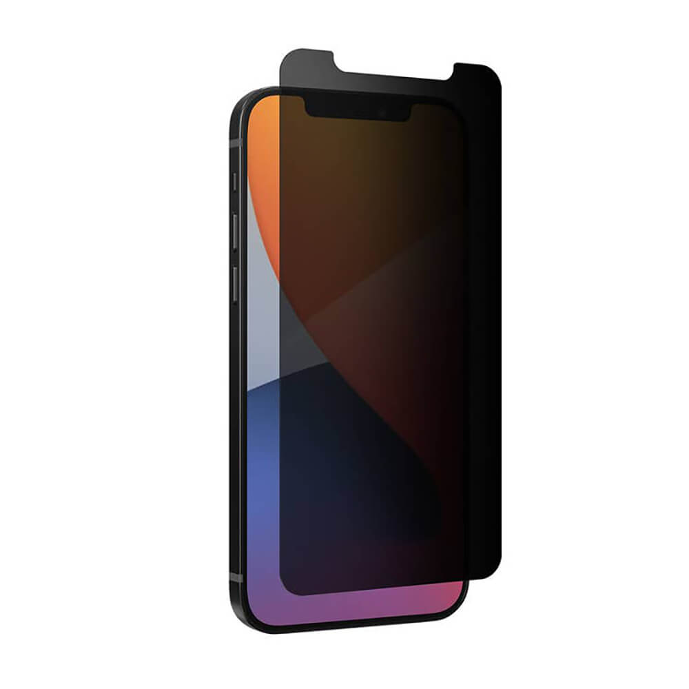 Купить Защитное стекло антишпион ZAGG InvisibleShield Glass Elite Privacy+ для iPhone 12 | 12 Pro