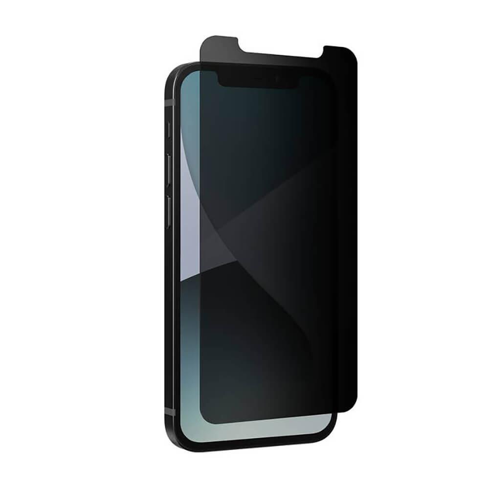 Защитное стекло антишпион ZAGG InvisibleShield Glass Elite Privacy+ для iPhone 12 mini