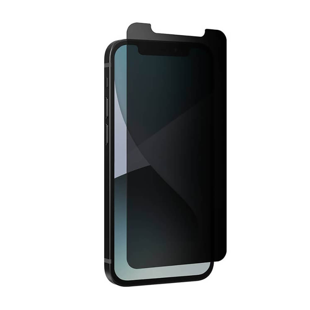 Купить Защитное стекло антишпион ZAGG InvisibleShield Glass Elite Privacy+ для iPhone 12 mini