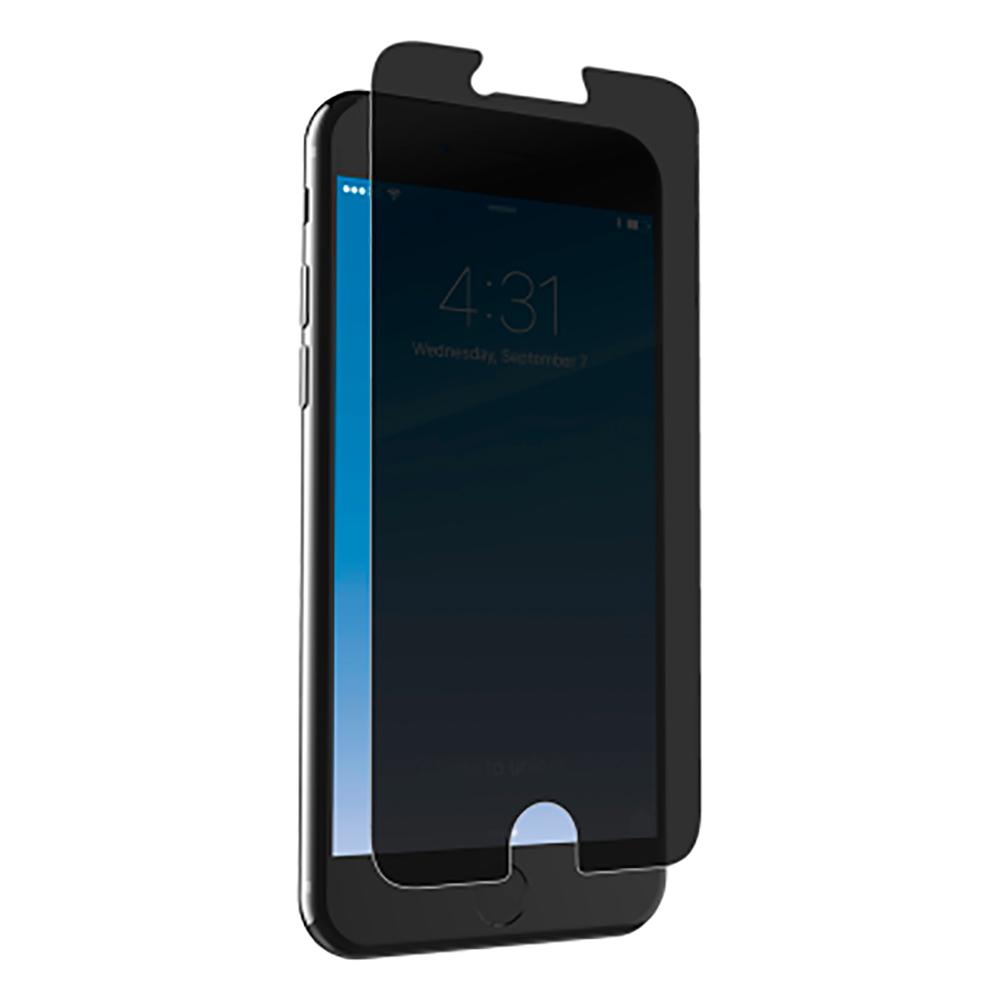 Купить Защитное стекло анти-шпион ZAGG InvisibleShield Glass+ Privacy для iPhone 8 | 7 | 6s | 6