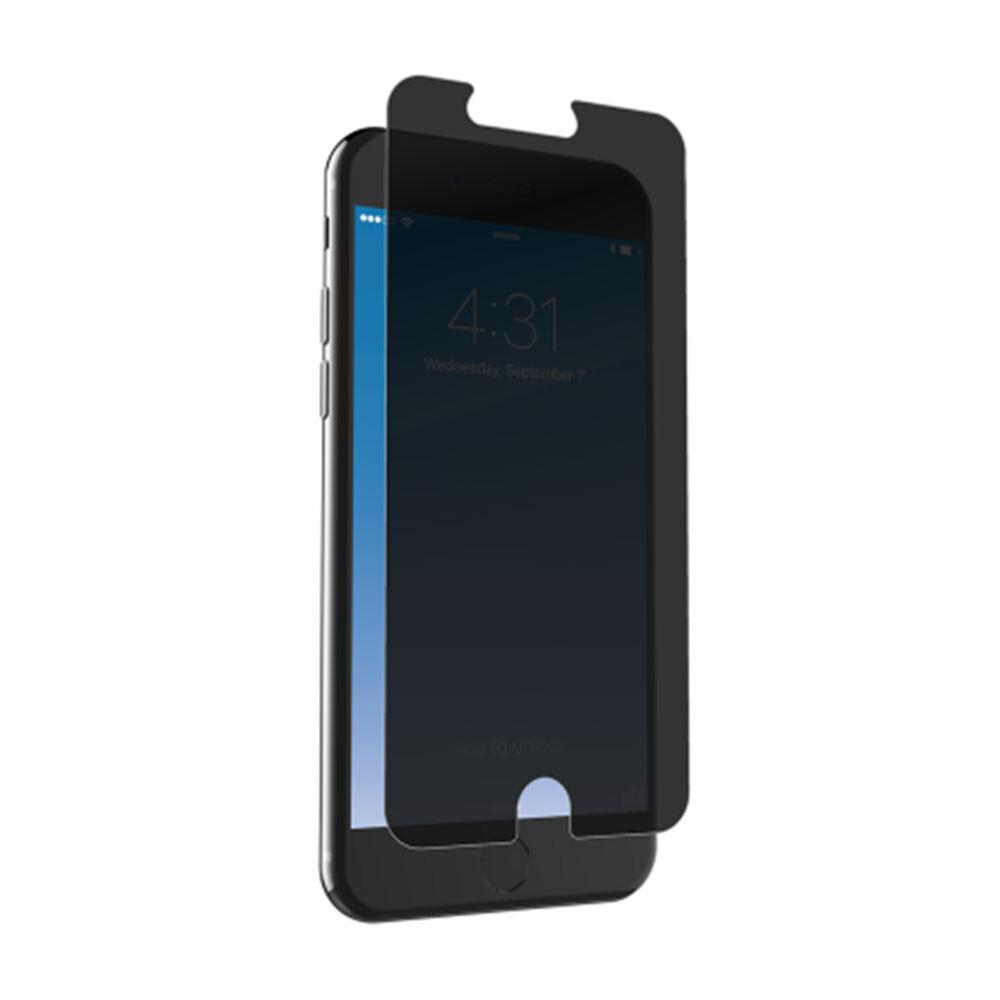 Защитное стекло анти-шпион ZAGG InvisibleShield Glass+ Privacy для iPhone 8 Plus   7 Plus   6s Plus   6 Plus