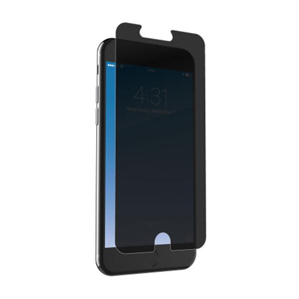 Защитное стекло анти-шпион InvisibleShield Glass+ Privacy для iPhone 8 Plus | 7 Plus | 6s Plus | 6 Plus