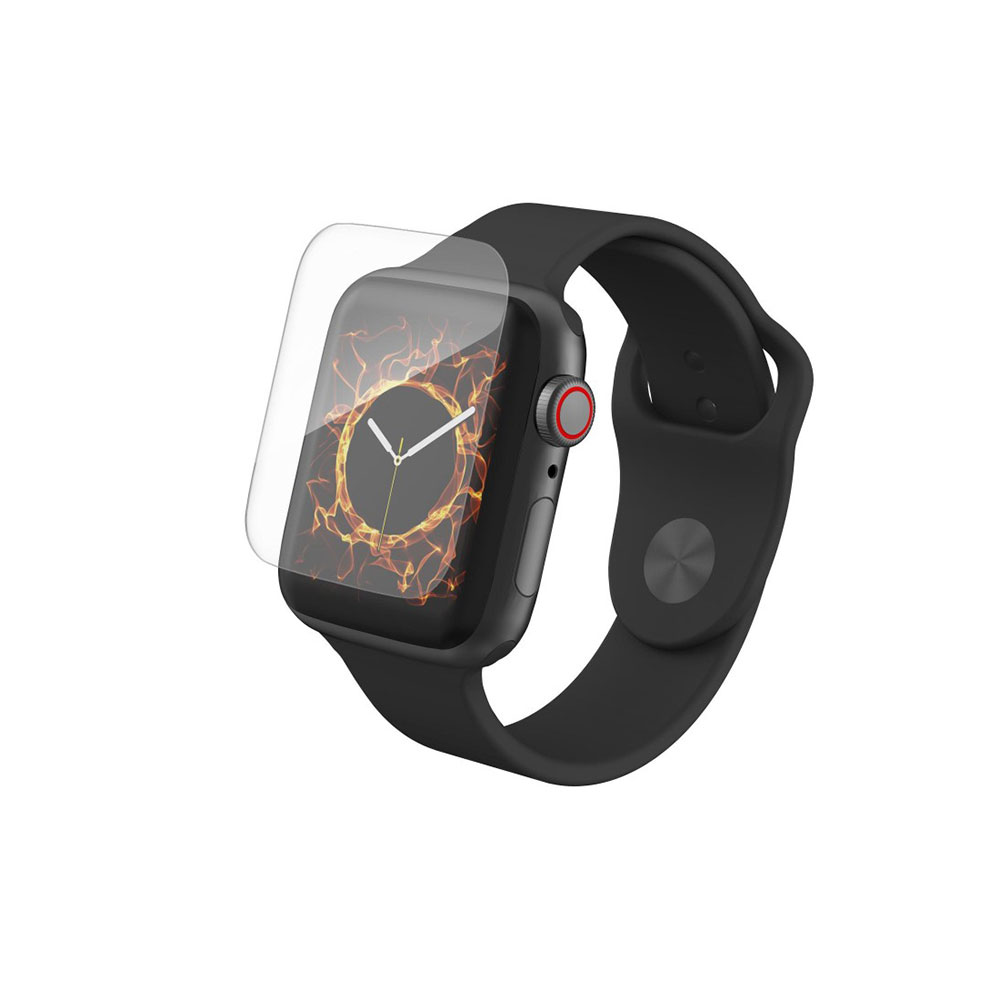 Купить Защитная пленка ZAGG InvisibleShield HD Dry для Apple Watch 40mm SE | 6 | 5 | 4