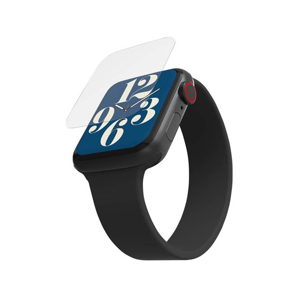 Купить Защитное стекло ZAGG InvisibleShield Ultra Clear+ для Apple Watch 44mm Series SE | 6 | 5 | 4
