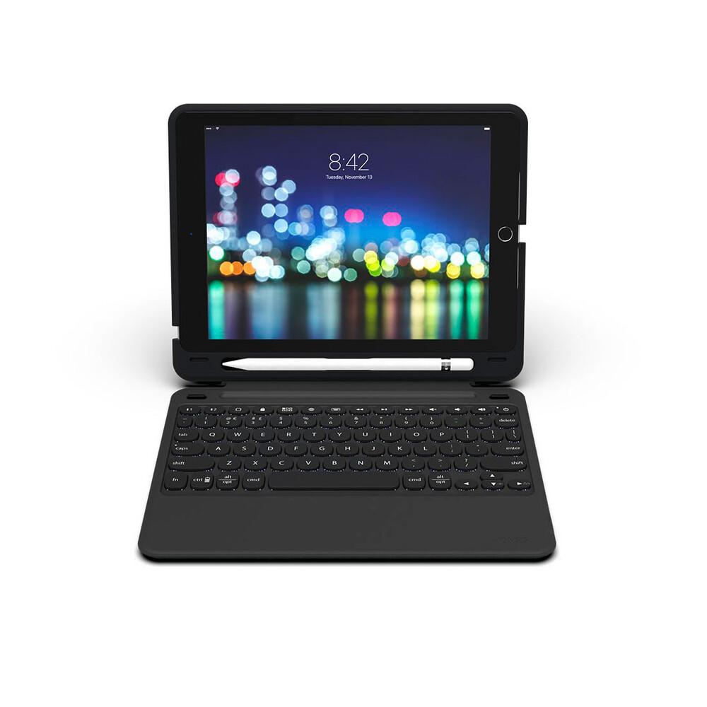 "Чехол-клавиатура ZAGG Slim Book Go Black для iPad 9.7"" (2017   2018)"