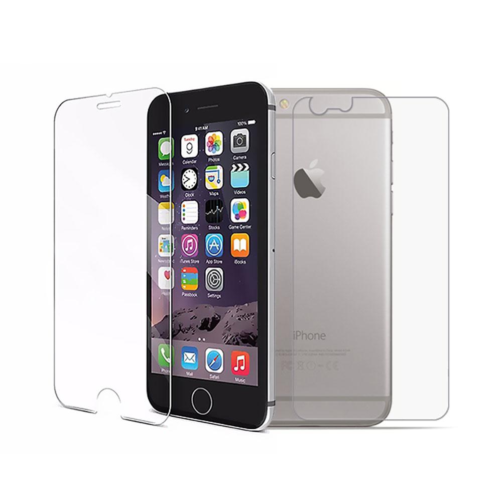 Купить Переднее + заднее защитное стекло oneLounge Protective Glass для iPhone 6 | 6s