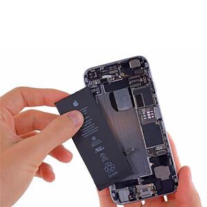 Купить Замена аккумулятора iPhone 6s Plus