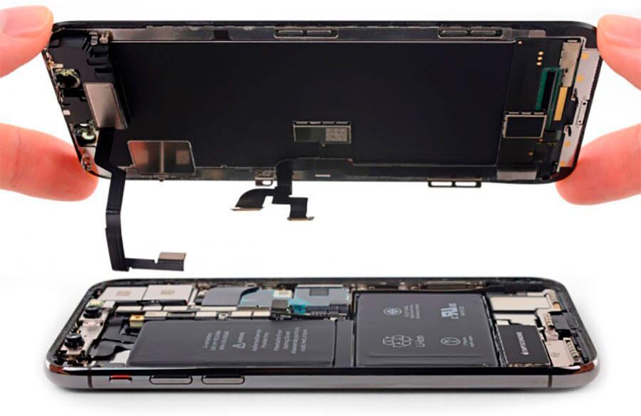 Замена дисплея iPhone XS Max (оригинал)