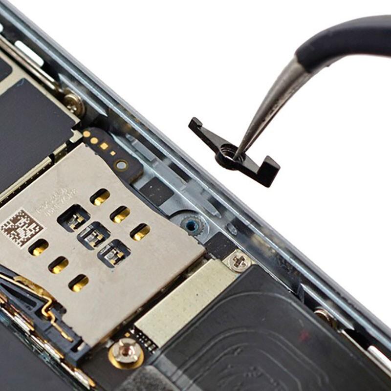 Замена лотка SIM-карты iPhone XR