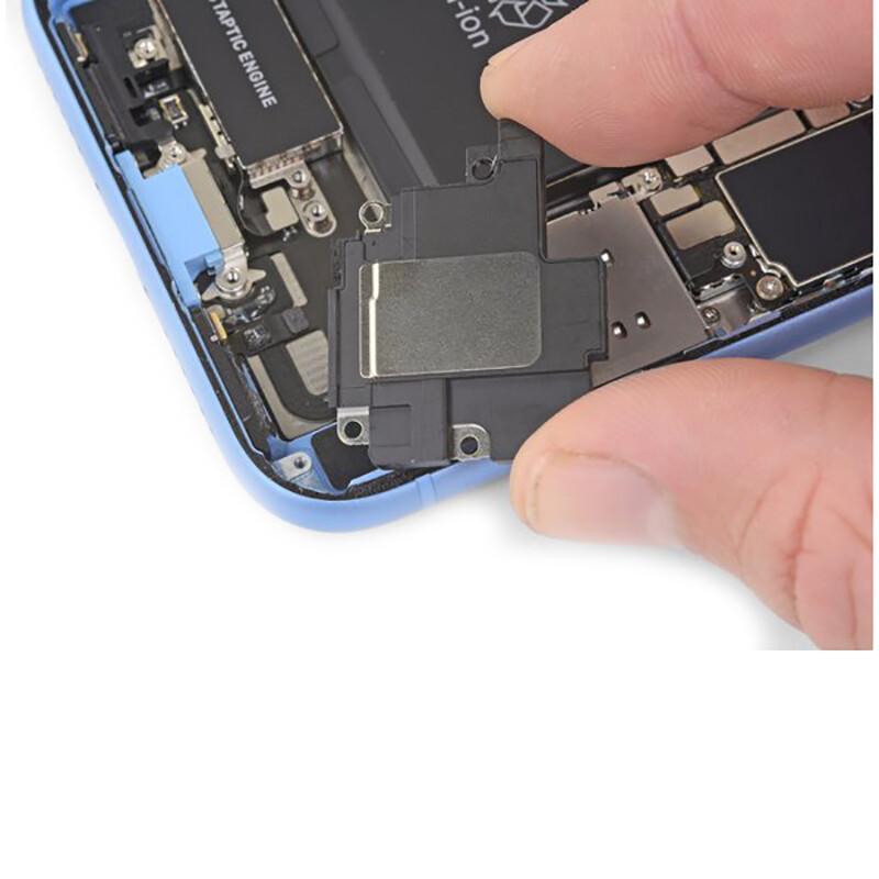 Замена полифонического (нижнего) динамика iPhone XR