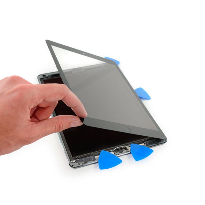 Замена стекла экрана iPad 4
