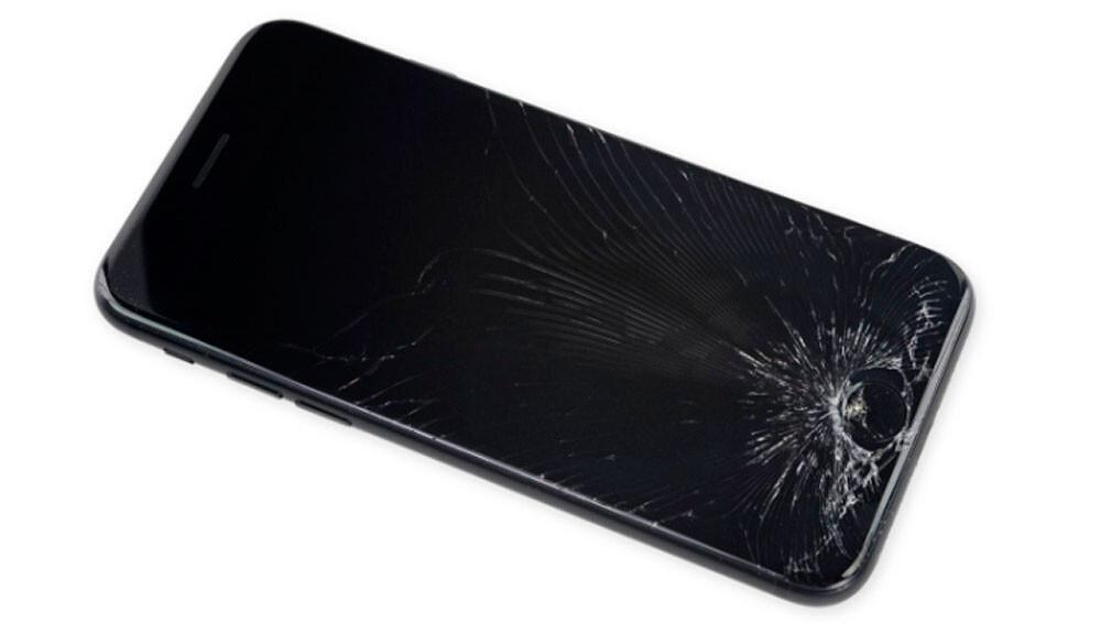 Замена стекла экрана iPhone 7