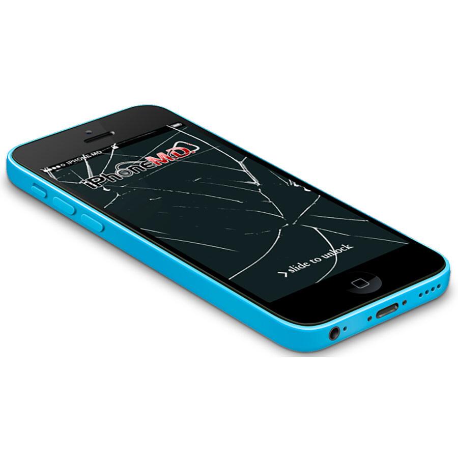 Замена стекла экрана iPhone 5c