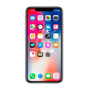 Купить Замена стекла экрана iPhone X