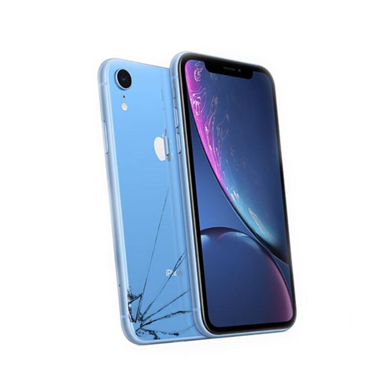 Замена стекла задней крышки (корпуса) iPhone XR