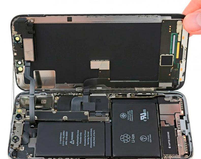 Замена Wi-Fi антенны iPhone XS