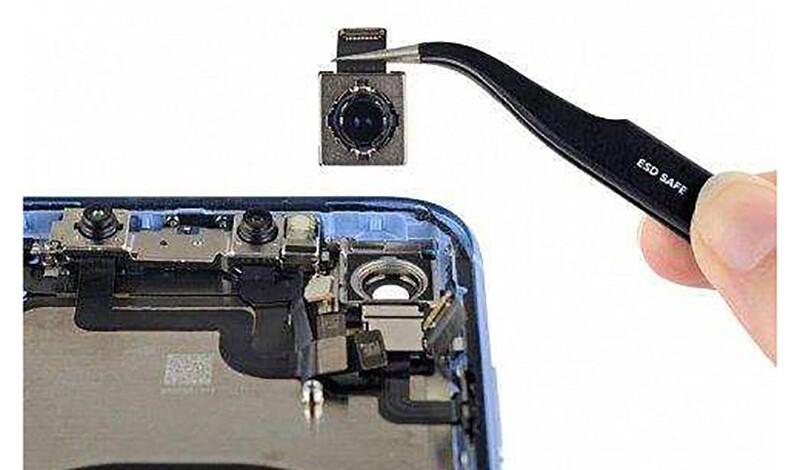 Замена задней камеры iPhone XR