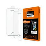 Защитное стекло Spigen GLAS.tR SLIM 2PK для iPhone SE/5S/5/5C