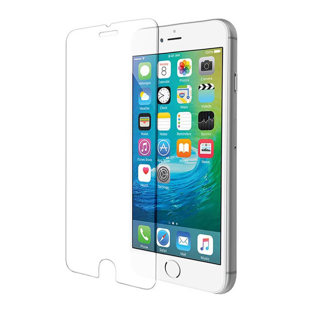Защитное стекло oneLounge SilicolEdge 9H для iPhone 6 Plus | 6s Plus