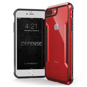 Купить Защитный чехол X-Doria Defense Shield Red для iPhone 7 Plus/8 Plus