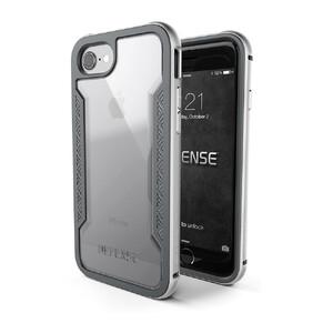 Купить Защитный чехол X-Doria Defense Shield Silver для iPhone 7 Plus/8 Plus