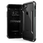 Защитный чехол X-Doria Defense Shield Space Gray для iPhone 7/8