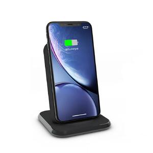 Купить Беспроводная док-станция Zens Stand Aluminium Wireless Charger 10W Black