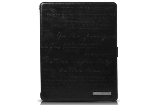 ZENUS Masstige Lettering Diary Series Black для iPad 4/3