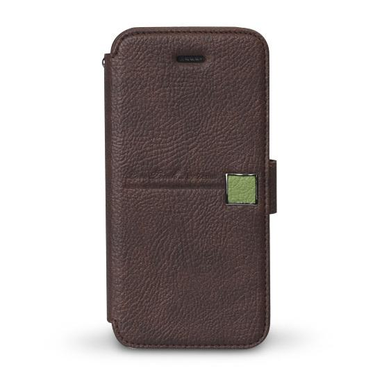 Zenus Masstige Color Point Diary Collection Choco для iPhone 5/5S/SE