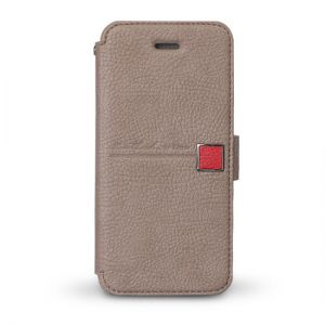 Купить Zenus Masstige Color Point Diary Collection Grey для iPhone 5/5S/SE