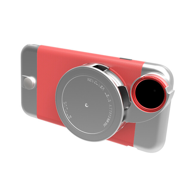 Чехол с камерой Ztylus Metal Camera Kit Watermelon для iPhone 6/6s