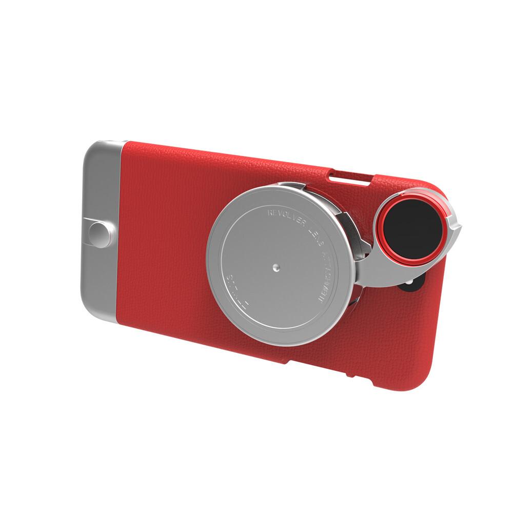 Чехол с камерой Ztylus Metal Camera Kit Watermelon для iPhone 6 Plus/6s Plus