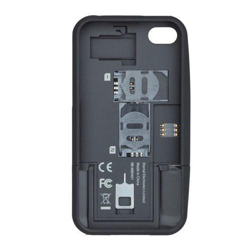 Dual Sim Case iPhone