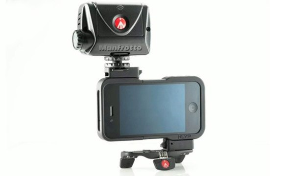 Manfrotto iPhone