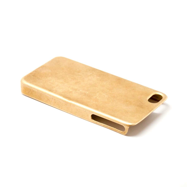Чехол Miansai Solid Gold для iPhone 5/5S