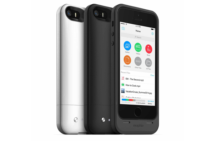 Mophie Space Pack чехол