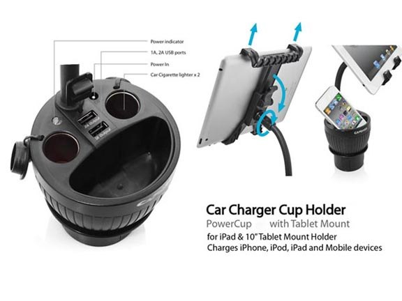 Powercup Car Charger