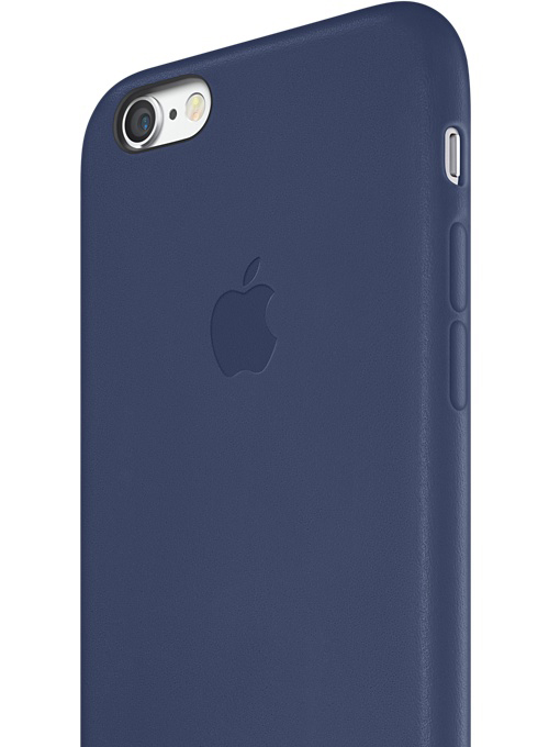 iphone 6 leather case blue