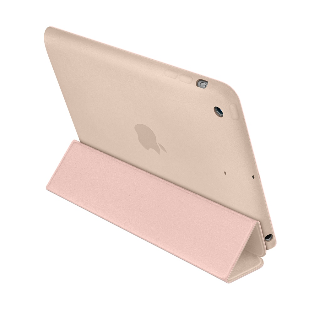 чехол apple smart case beige для ipad mini
