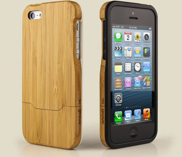 bambuk case iphone