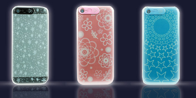 iphone cases vand with light calls