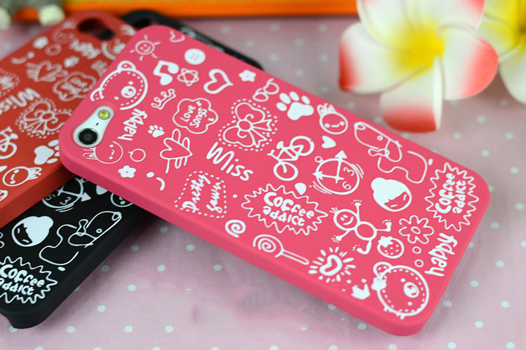 чехол candy color cute iphone 5