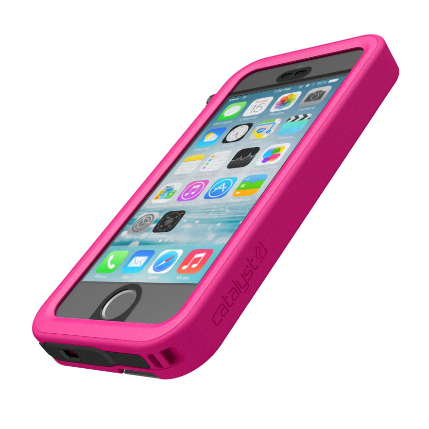 чехол Catalyst Radiant Orchid iPhone 5 5s