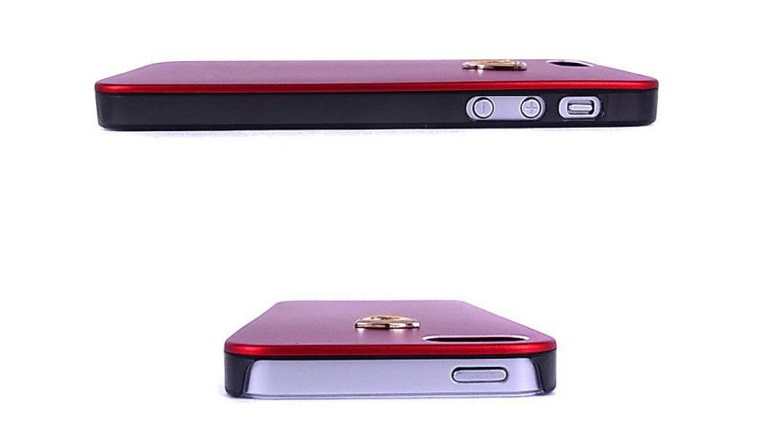 чехол феррари iPhone 5 5s red