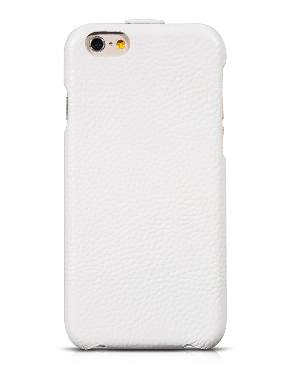 чехол hoco premium collection flip leather case iphone 6 white