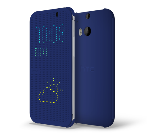 htc dot view Imperial Blue